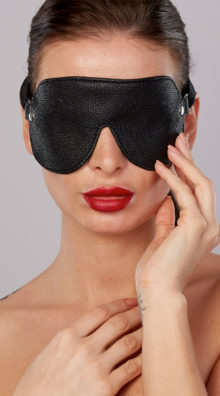 Photo of Ribbon Tie Face Mask @EX4.NL Exclusive Lingerie