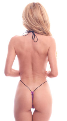 Photo of Love Collection's Teeny Weeny Monokini @EX4.NL Exclusive Lingerie