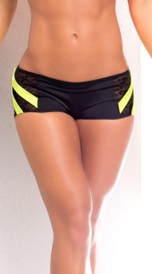 Photo of Power Hold Athletic Short @EX4.NL Exclusive Lingerie