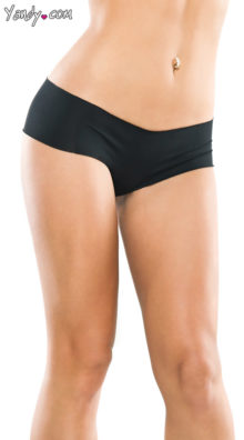 Photo of Plus Size Seamless Microfiber Panty @EX4.NL Exclusive Lingerie
