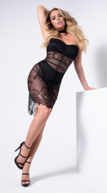 Photo of Bad Intentions Lingerie Gown @EX4.NL Exclusive Lingerie