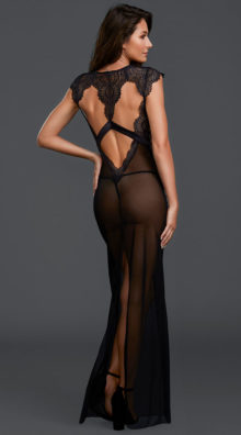 Photo of Midnight Whispers Lingerie Gown @EX4.NL Exclusive Lingerie