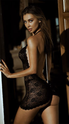 Photo of Pearl Chemise Set @EX4.NL Exclusive Lingerie
