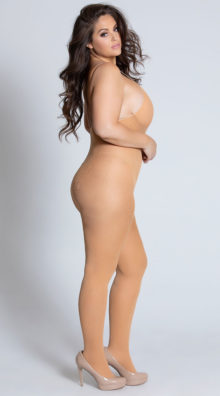 Photo of Plus Size Born This Way Bodystocking @EX4.NL Exclusive Lingerie