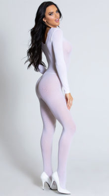 Photo of Foxy Babe Long Sleeve Bodystocking @EX4.NL Exclusive Lingerie