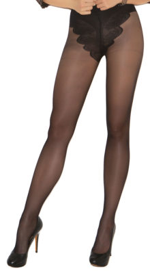 Photo of French Cut Support Sexy Pantyhose @EX4.NL Exclusive Lingerie