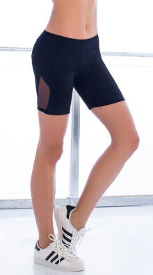 Photo of Basic Gym Shorts @EX4.NL Exclusive Lingerie