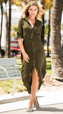 Photo of The Tricia Shirt Dress @EX4.NL Exclusive Lingerie