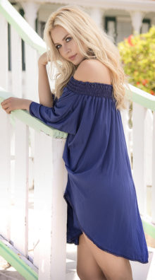 Photo of Loose Beach Dress @EX4.NL Exclusive Lingerie