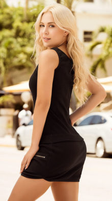 Photo of Back In Black Dress @EX4.NL Exclusive Lingerie