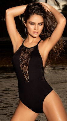 Photo of High Temps One Piece Swimsuit @EX4.NL Exclusive Lingerie