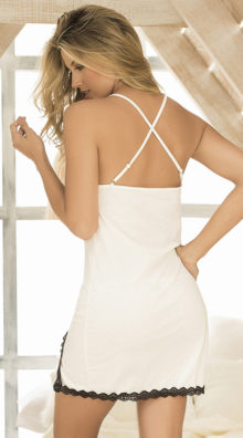 Photo of Whisper To Me Chemise @EX4.NL Exclusive Lingerie