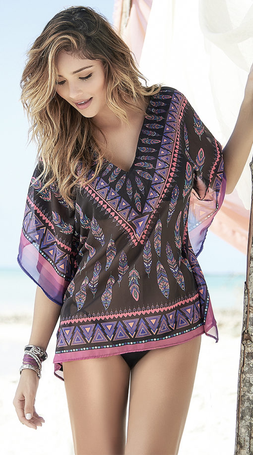 Photo of Sheer Dream Catcher Cover-Up @EX4.NL Exclusive Lingerie