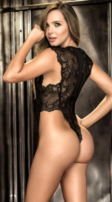 Photo of Lovely Lace Bodysuit @EX4.NL Exclusive Lingerie