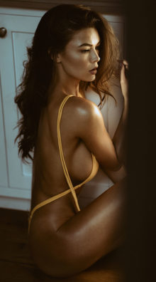 Photo of EX4 Bold Beauty One Piece Swimsuit @EX4.NL Exclusive Lingerie