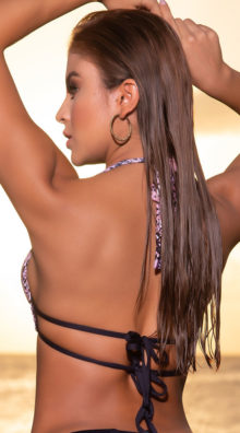 Photo of EX4 Slither & Slay Halter Top @EX4.NL Exclusive Lingerie