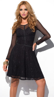 Photo of EX4 Sweetheart Lace Dress @EX4.NL Exclusive Lingerie