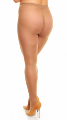 Photo of Plus Size Supportive Pantyhose @EX4.NL Exclusive Lingerie