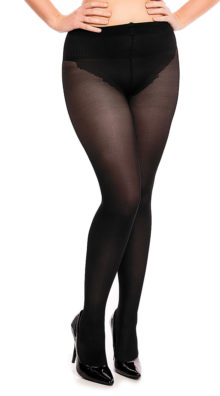 Photo of Plus Size Body Shaping Pantyhose @EX4.NL Exclusive Lingerie