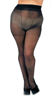 Photo of Supersize 20 Sheer Tights @EX4.NL Exclusive Lingerie
