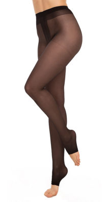 Photo of Toeless 20 Sheer Tights @EX4.NL Exclusive Lingerie