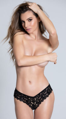 Photo of Luck Of The Draw Lace Panty @EX4.NL Exclusive Lingerie