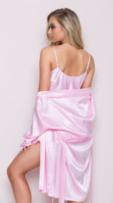 Photo of Show Off Satin Chemise @EX4.NL Exclusive Lingerie