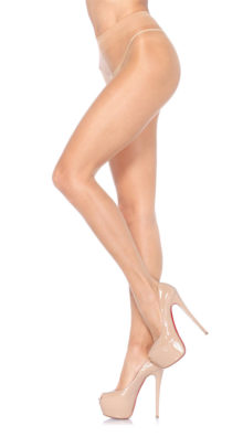 Photo of Lycra Sheer to Waist Support Pantyhose @EX4.NL Exclusive Lingerie