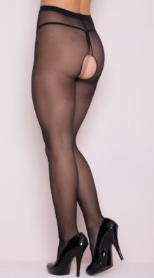 Photo of Crotchless Pantyhose Stockings @EX4.NL Exclusive Lingerie