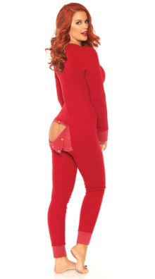 Photo of Love Me Long Johns Jumpsuit @EX4.NL Exclusive Lingerie