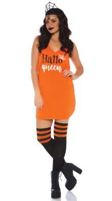 Photo of Hallo Queen Jersey Dress @EX4.NL Exclusive Lingerie