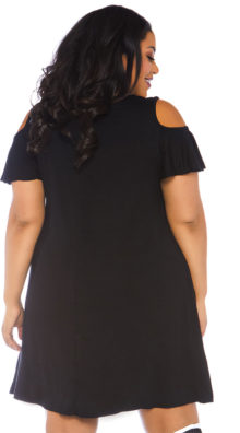Photo of Plus Size More Boos Please Jersey Dress @EX4.NL Exclusive Lingerie