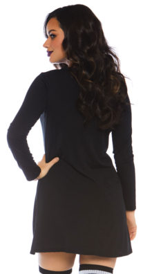 Photo of More Boos Please Jersey Dress @EX4.NL Exclusive Lingerie