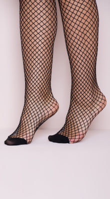 Photo of Fence Net Pantyhose @EX4.NL Exclusive Lingerie