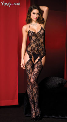 Photo of Fancy Lace Bodystocking @EX4.NL Exclusive Lingerie