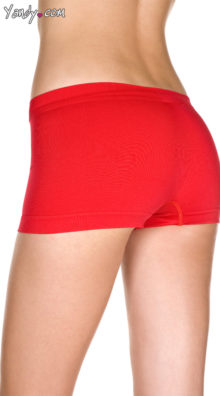 Photo of Spandex Seamless Boy Short @EX4.NL Exclusive Lingerie