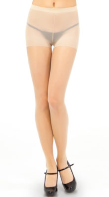 Photo of Sheer Control Top Pantyhose @EX4.NL Exclusive Lingerie