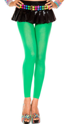 Photo of Babe Alert Footless Tights @EX4.NL Exclusive Lingerie