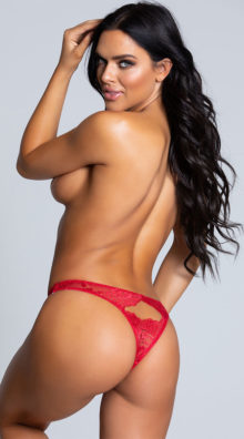 Photo of Josilyn Lace Thong @EX4.NL Exclusive Lingerie