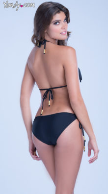 Photo of Fringe One Piece Swimsuit @EX4.NL Exclusive Lingerie
