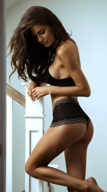 Photo of Casual Babe Bralette Set @EX4.NL Exclusive Lingerie