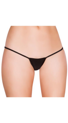 Photo of Low Rise G-String @EX4.NL Exclusive Lingerie