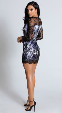 Photo of Dessert First Lace Dress @EX4.NL Exclusive Lingerie