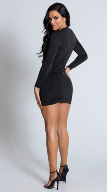 Photo of Crave My Affection Chain Dress @EX4.NL Exclusive Lingerie
