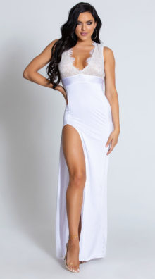 Photo of Where Art Thou Juliet Gown @EX4.NL Exclusive Lingerie