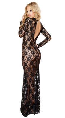 Photo of Draped in Lace Dress @EX4.NL Exclusive Lingerie