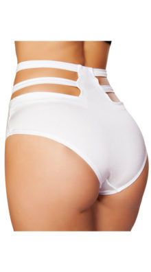 Photo of High Waisted Cut-Out Shorts @EX4.NL Exclusive Lingerie