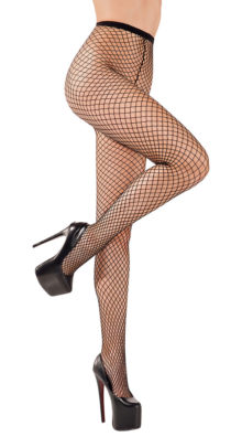 Photo of Plus Size Classic Net Tights @EX4.NL Exclusive Lingerie
