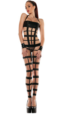 Photo of Strapped Down Bondage Set @EX4.NL Exclusive Lingerie