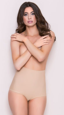 Photo of High Waisted Padded Shaper @EX4.NL Exclusive Lingerie